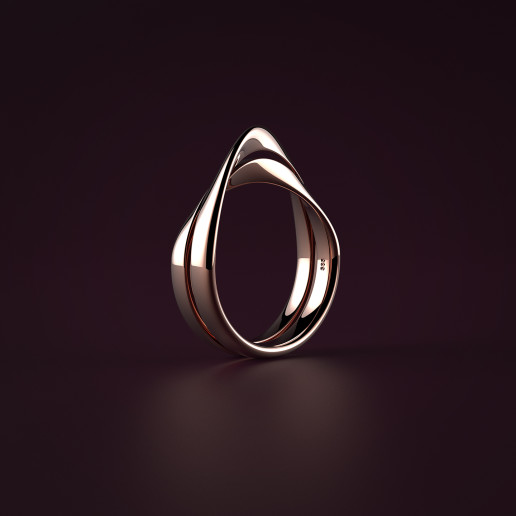 Moebius Ring